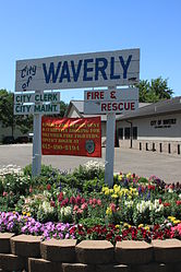 Waverly, Minnesota.