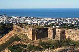 Derbent City in Dagestan, Russia
