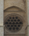 Ciudad Real (RPS 20-07-2012) Catedral de Santa María del Prado, rosetón.png