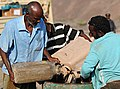 Civil Affairs Soldiers assist Eco-Dome building in Djibouti (6646463277).jpg