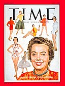Claire McCardell on the cover of TIME, May 2 1955.jpg