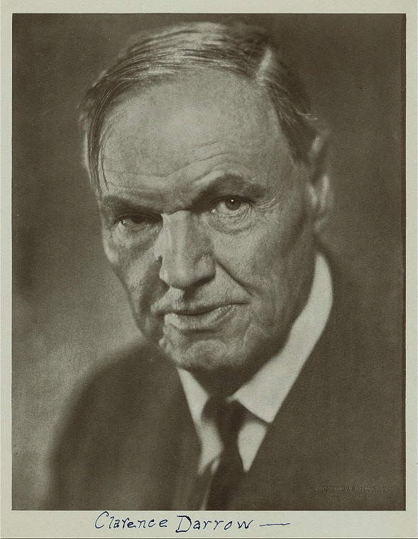 Clarence S Darrow