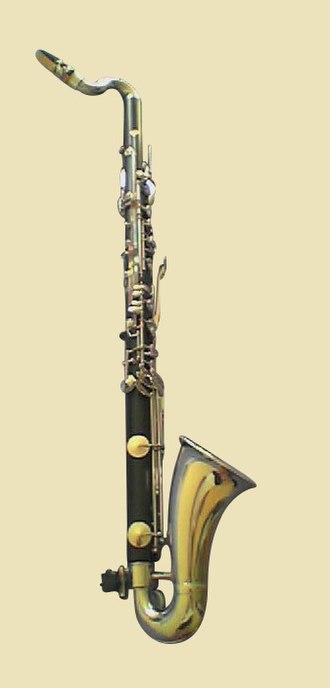 Clarinet - Bass clarinet
