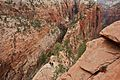 Climbing up to Angels Landing (Zion National Park) (3443198799).jpg