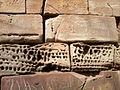 Close view of wall of Puareshwar Temple.jpg