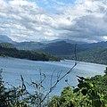 Closer view of Lake Victoria in Sri Lanka.jpg
