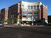 CoMo city hall front