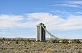 Coal mine terminal of Black Mesa and Lake Powell Railroad.JPG