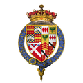 Coat of Arms of Sir Richard Neville, 16th Earl of Warwick, KG.png