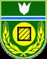 Coat of arms of Birobijan raion.png