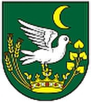 Krásno nad Kysucou - Image: Coat of arms of Krásno nad Kysucou