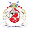 Coat of arms of Trafford Metropolitan Borough Council.png