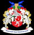 Coat of arms of Trafford Metropolitan Borough Council.png
