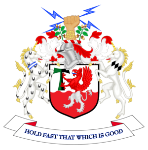 Trafford Metropolitan Borough Council - Image: Coat of arms of Trafford Metropolitan Borough Council