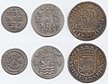 Coins 1, 2 and 6 stuivers, Netherlands.jpg