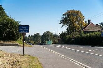Col du Chalet-à-Gobet
