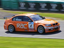 Colin Turkington Oulton Park 2009 (2).JPG