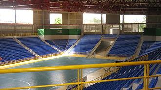 2016 FIFA Futsal World Cup - Image: Coliseo Bicentenario de Bucaramanga