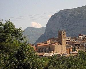 Coll de Nargó - Coll de Nargó village