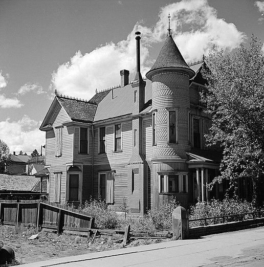 Colorado-Leadville-Victorian