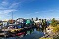Colorful Fisherman's Wharf Victoria Vancouver island (44674010552).jpg
