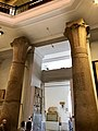 Column, Egyptian Museum, al-Qāhirah, CG, EGY (40942371033).jpg