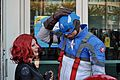 Comic Con 2013 - Black Widow and Captain America (9333166845).jpg