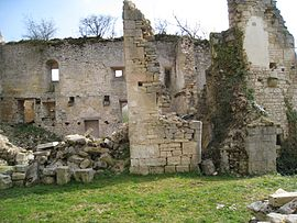 Ruins of the Templar commandery