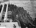 Commando-overdracht Smaldeel in Rotterdam, Bestanddeelnr 904-5235.jpg