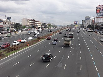 Transportation in Metro Manila - Commonwealth Avenue