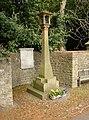 Compton War Memorial - geograph.org.uk - 91342.jpg