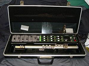 Lyricon - Computone Wind Synthesizer Controller  (essentially, Lyricon II without synthesizer)