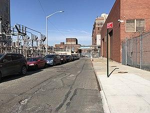 Vinegar Hill, Brooklyn - Con-Ed Substation in Vinegar Hills