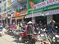 Con đường ở thị trấn An Phú - An Phu town 2016.jpg