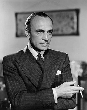 Conrad Veidt - in 1941