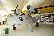 Consolidated PBY-5A Catalina BuNo 46522 NX2172N LNose TAM 3Feb2010 (14626990201).jpg