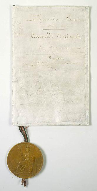 French Constitution of 1848 - French Constitution of 1848.