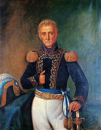 Cornelio Saavedra - Image: Cornelio Saavedra 1810