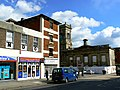 Cornmarket House and the Locarno, High Street, Swindon - geograph.org.uk - 752969.jpg