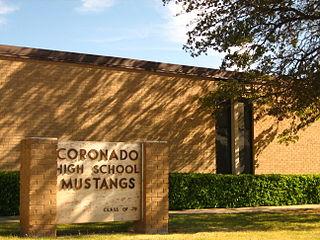 Coronado High School (Lubbock, Texas)
