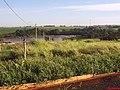 Corredeira do Trombuco se despedindo com o represamento do Rio Sapucaí - panoramio.jpg