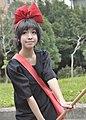 Cosplayer of Kiki, Kiki's Delivery Service at CWT30 20120128.jpg