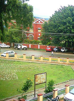 Chikmagalur - Court Road, Chikmagalur