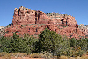 Courthouse Butte - Image: Courthouse Butte