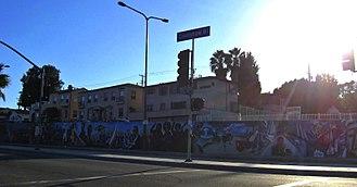 Crenshaw, Los Angeles - Image: Crenshaw la mural