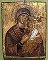 Creta, madonna col bambino della passione, 1490-1510 ca..JPG