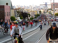 202px Critical Mass%2C San Francisco%2C April 29%2C 2005 - Sadly, More Bikes on the Road Equals More Bike Accidents