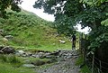 Crossing Swarthbeck Gill - geograph.org.uk - 904915.jpg