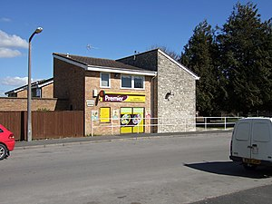 Crossways, Dorset - Image: Crossways Post Office and General Stores geograph.org.uk 374421