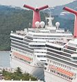 CruiseShipsStThomas (Carnival Glory).jpg
